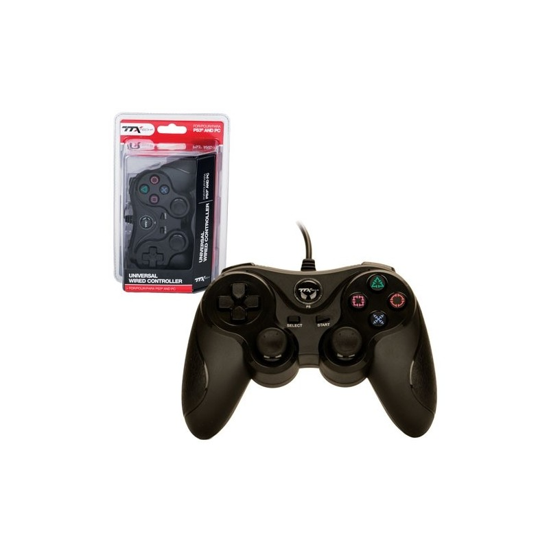 Manette Playstation 3 Filaire - TTX