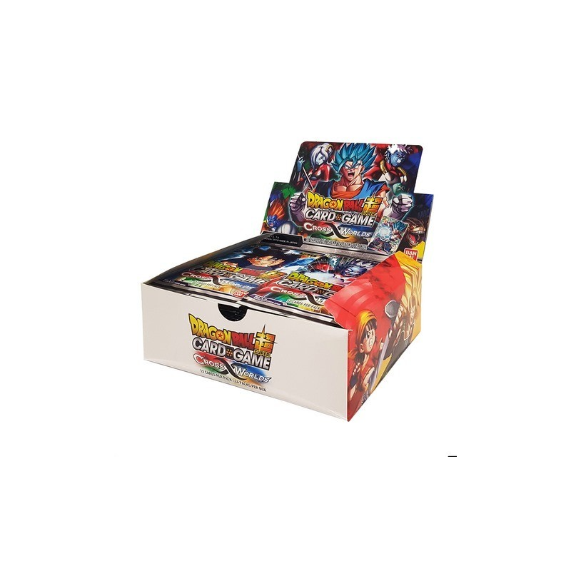 Dragon Ball Super Cards Game - Booster Serie 2